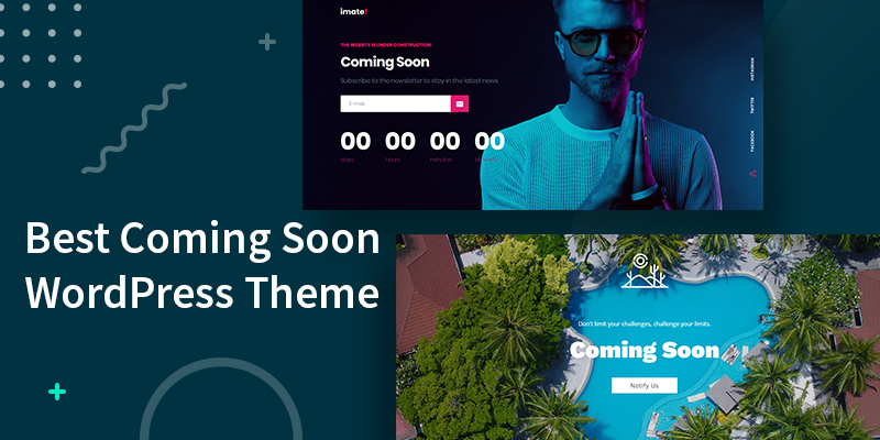 Best Coming Soon WordPress Theme