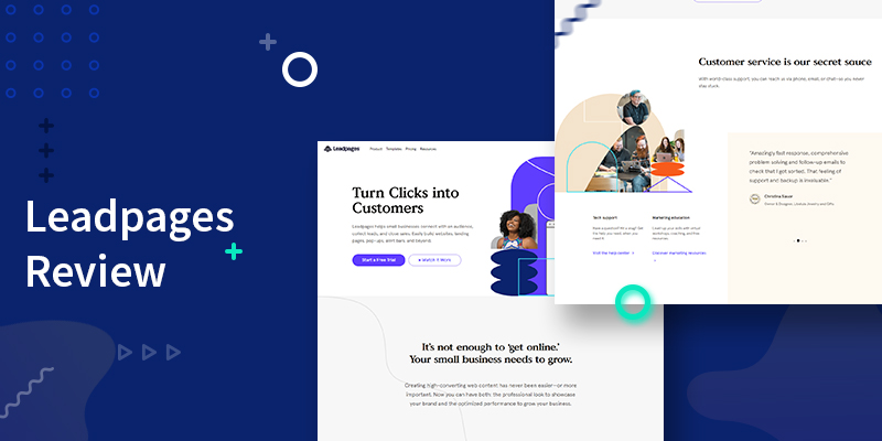 Customer Service Hours Leadpages