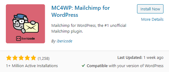 How-to install MailChimp plugin