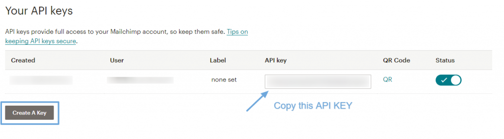 MailChimp API Step-By-Step